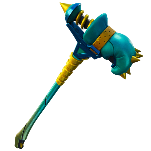 Fortnite v10.30 Leaked Pickaxe - Clobber Axe