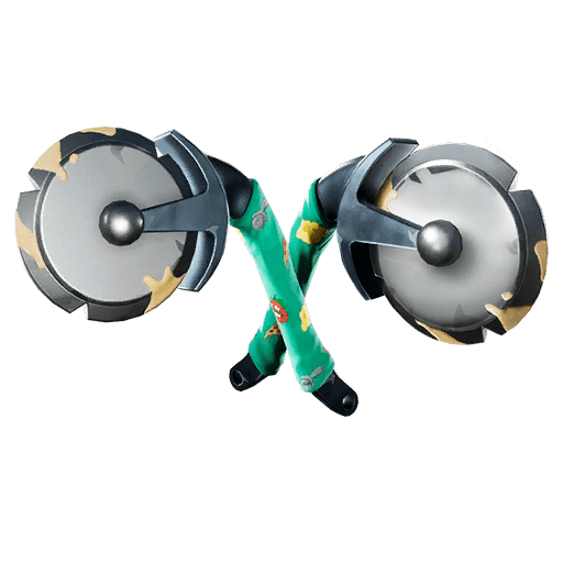 Fortnite v10.30 Leaked Pickaxe - Pair-Peronni