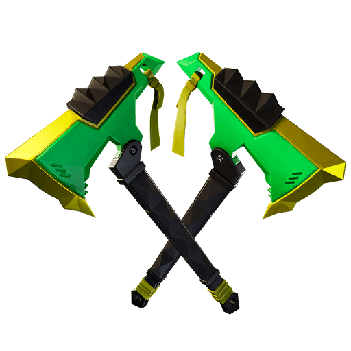 Fortnite v10.30 Leaked Pickaxe - Sour Strikers