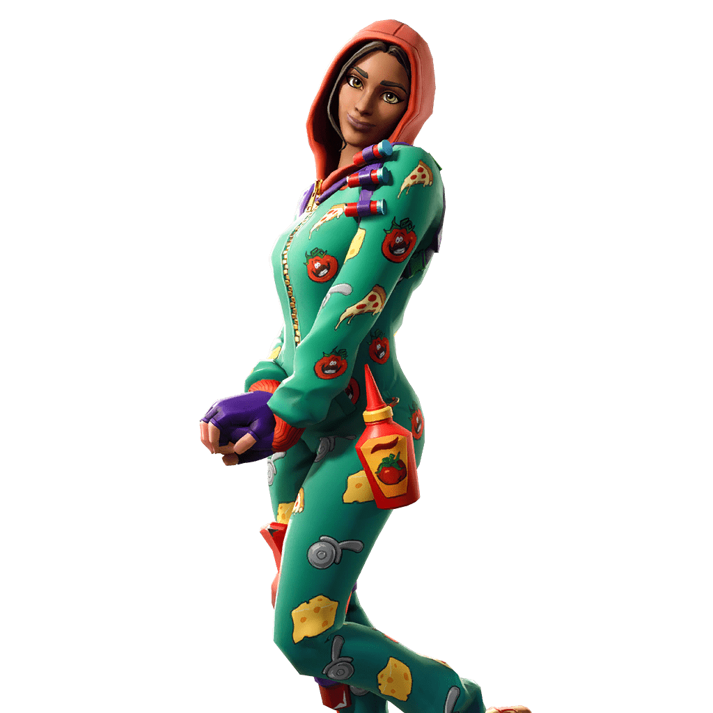 Fortnite v10.30 Leaked Skin - PJ Pepperoni