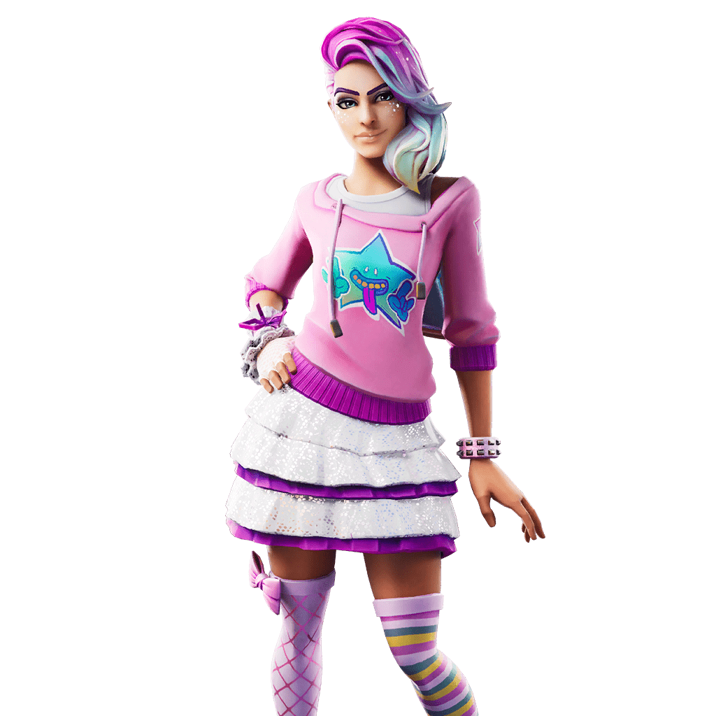 Fortnite v10.30 Leaked Skin - Starlie