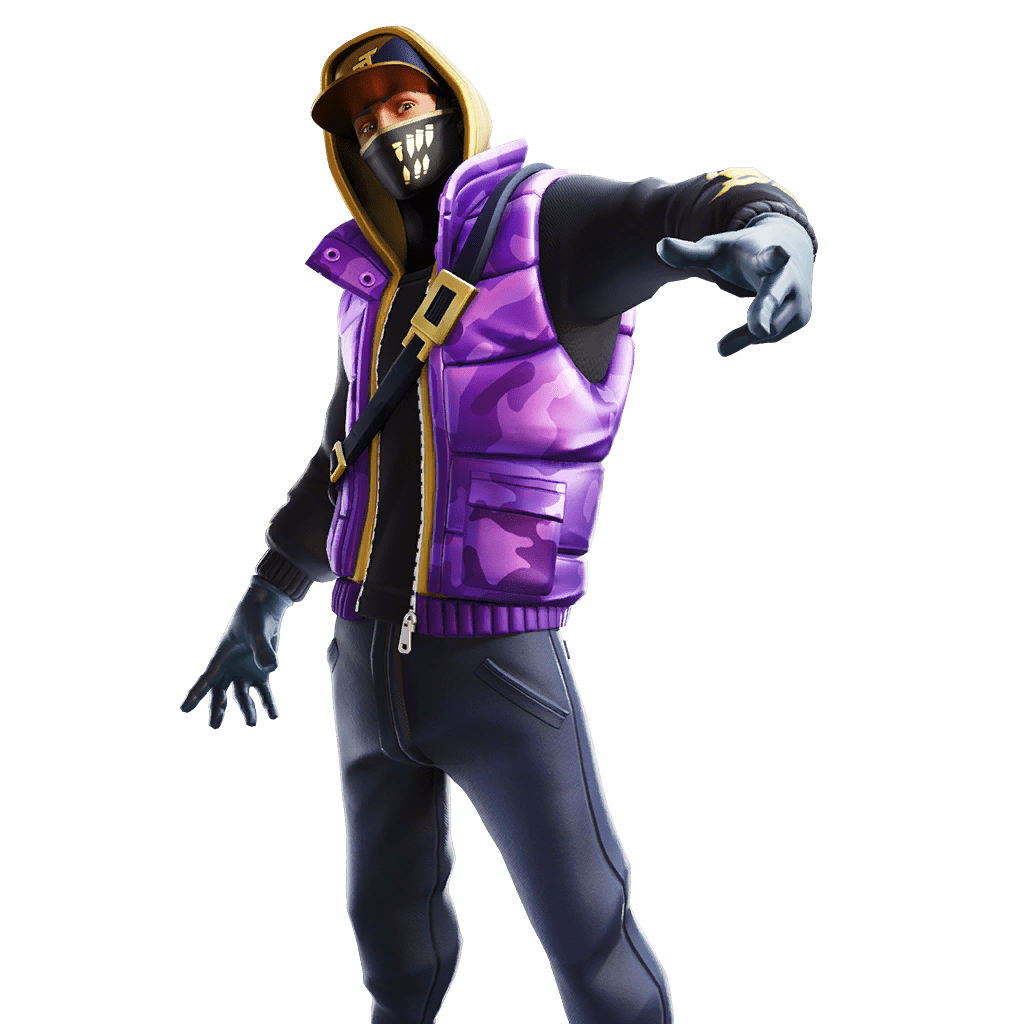 Fortnite v10.30 Leaked Skin - Street Striker