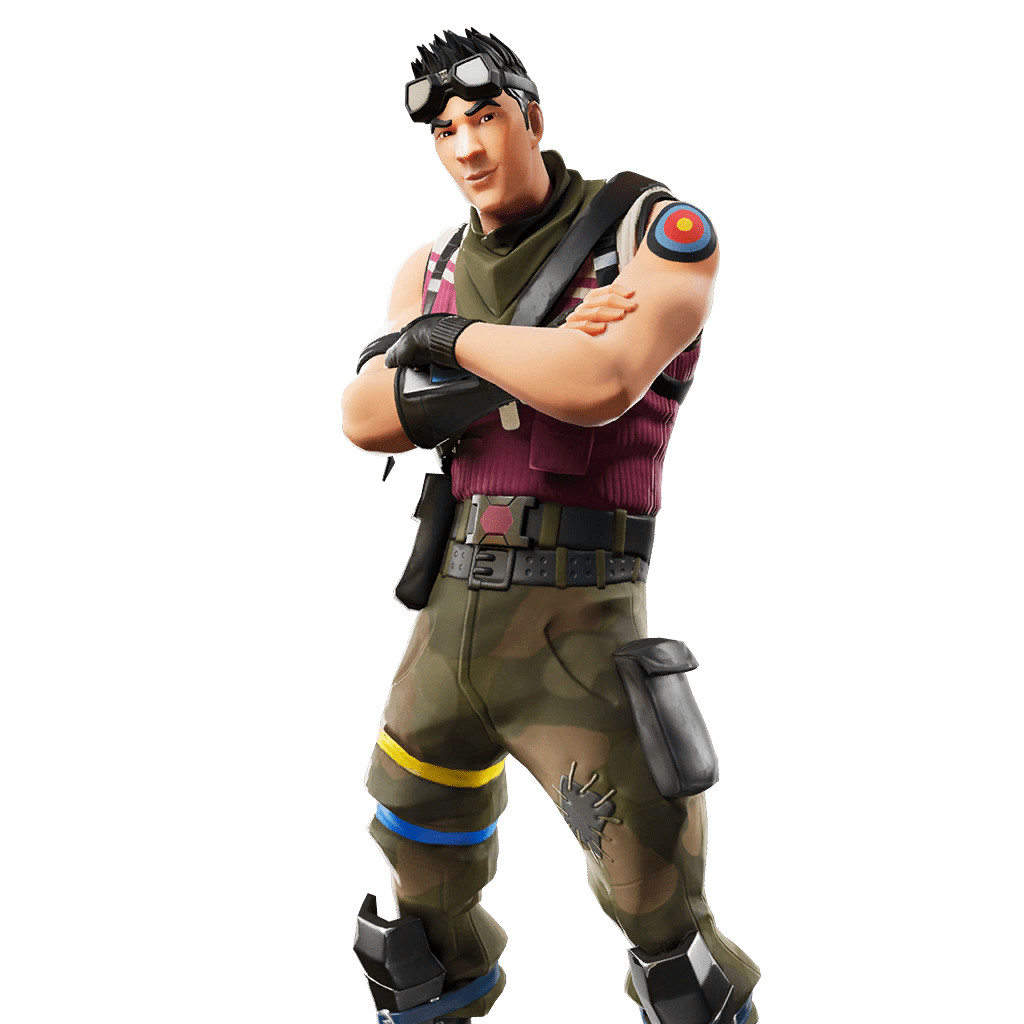 Fortnite v10.30 Leaked Skin - Sureshot