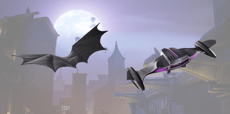 Fortnite v10.31 Leaked Batman Cosmetics