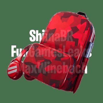 Fortnite v10.40 Leaked Back Bling