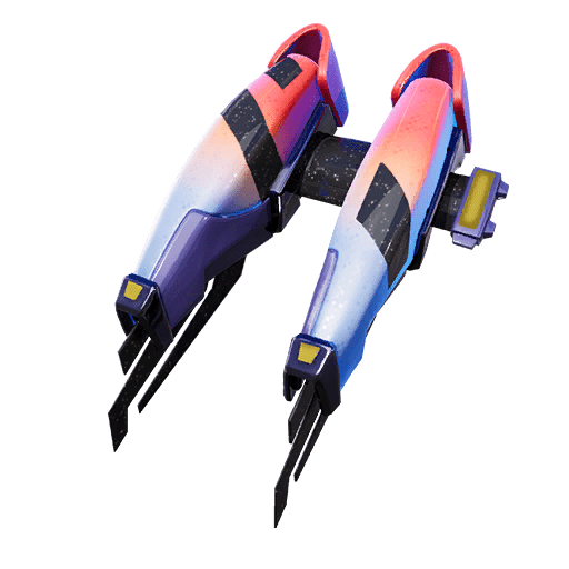 Fortnite v10.40 Leaked Back Bling - Starcrest Flux