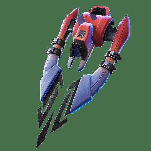Fortnite v10.40 Leaked Back Bling - Starcrest Shift