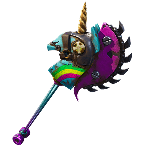 Fortnite v10.40 Leaked Pickaxe - Razor Smash