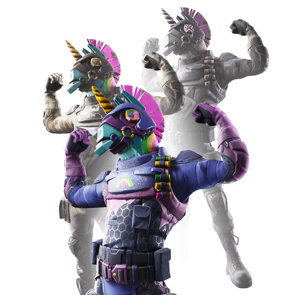 Fortnite v10.40 Leaked Skin - Bash
