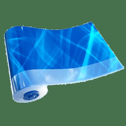 Fortnite v10.40 Leaked Wrap - Radiant Blue