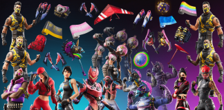 Names and Rarities of All Leaked Fortnite Cosmetics Found in v10.40 Files – Skins, Back Blings, Pickaxes, Gliders, Emotes/Dances & Wraps
