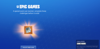 Zone Wars Challenges Available Now