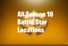 All Fortnite Season 10 Hidden Battle Star Locations