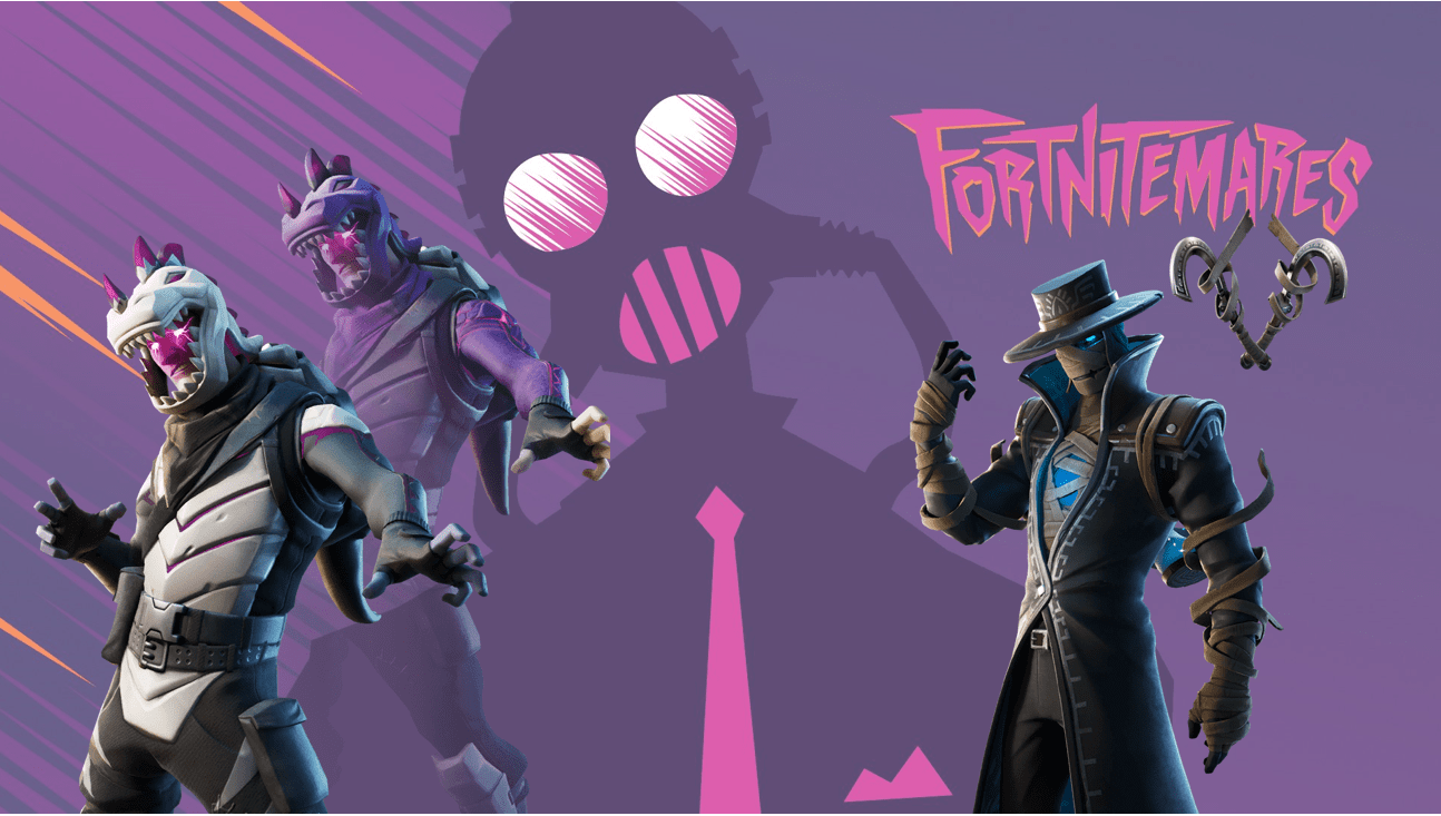 All Unreleased Fortnite Leaked Halloween/Fortnitemares Skins, Pickaxes, Emotes & More From Previous Updates as of October 28th