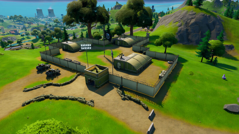 Where to find EGO Outposts for Fortnite Week 5 challenges
