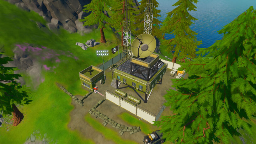 Where to visit E.G.O. outposts in Fortnite
