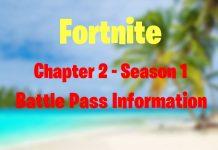 Fortnite Chapter 2 - Season 1