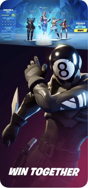Fortnite Chapter 2- Season 1 Battle Pass Skin