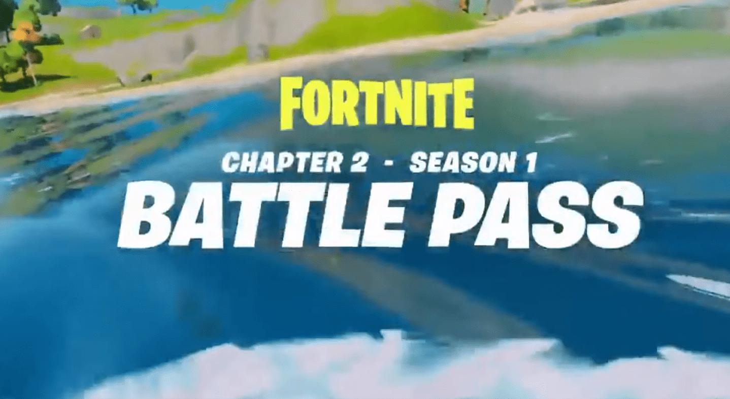 Fortnite Chapter 2 - Season 1 Battle Pass
