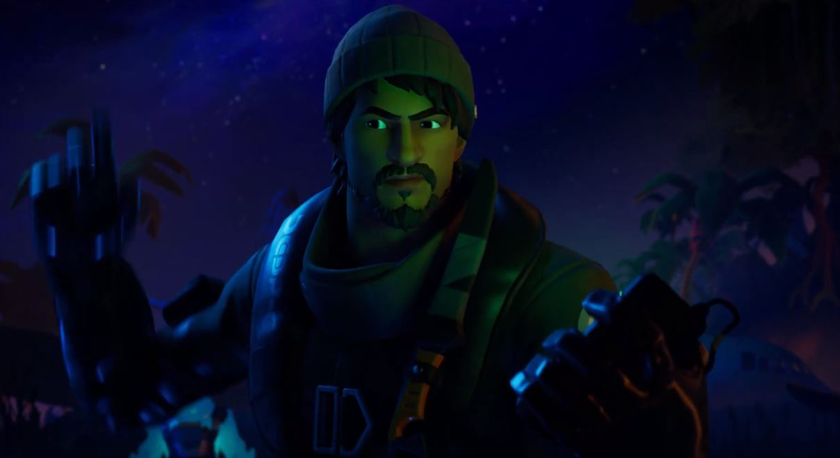 The Fortnite Chapter 2 Season 1 Season 11 Cinematic