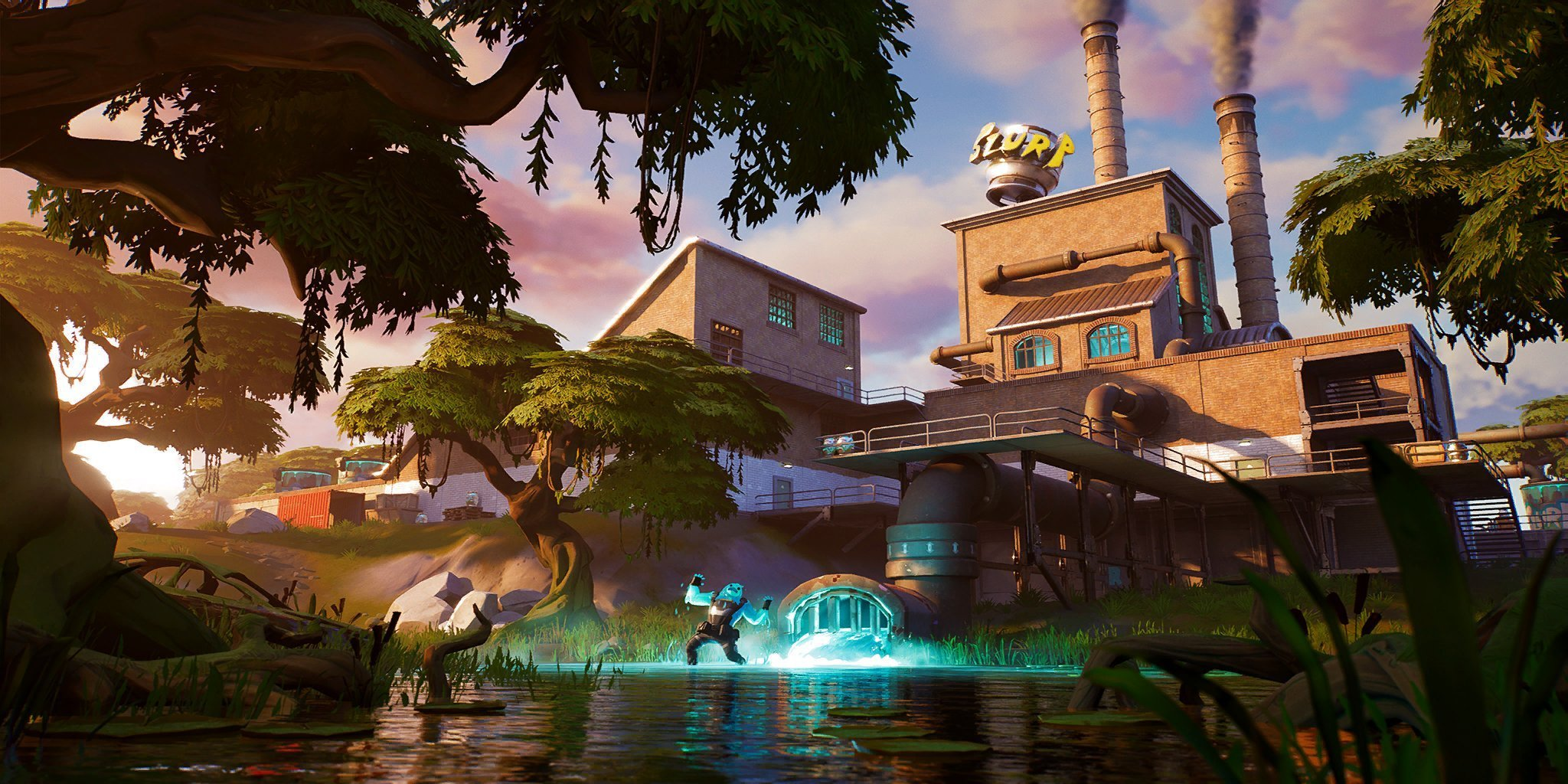 Fortnite returns with Chapter 2, creating huge buzz