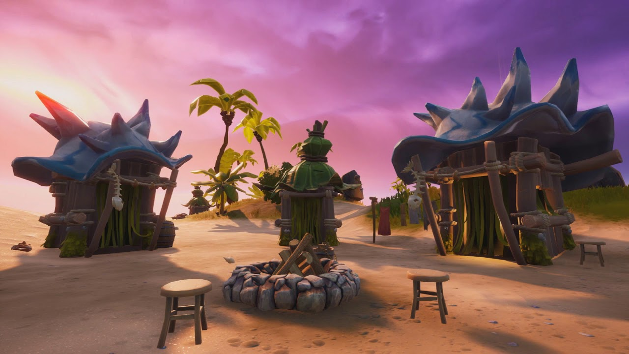 Fortnite Coral Cove
