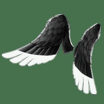 Fortnite Darkfire Bundle Shadow Ark Wings Back Bling