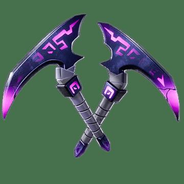 Fortnite Darkfire Bundle Dark Strikers Pickaxe