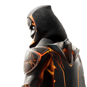 Fortnite Darkfire Bundle Molten Omen Skin