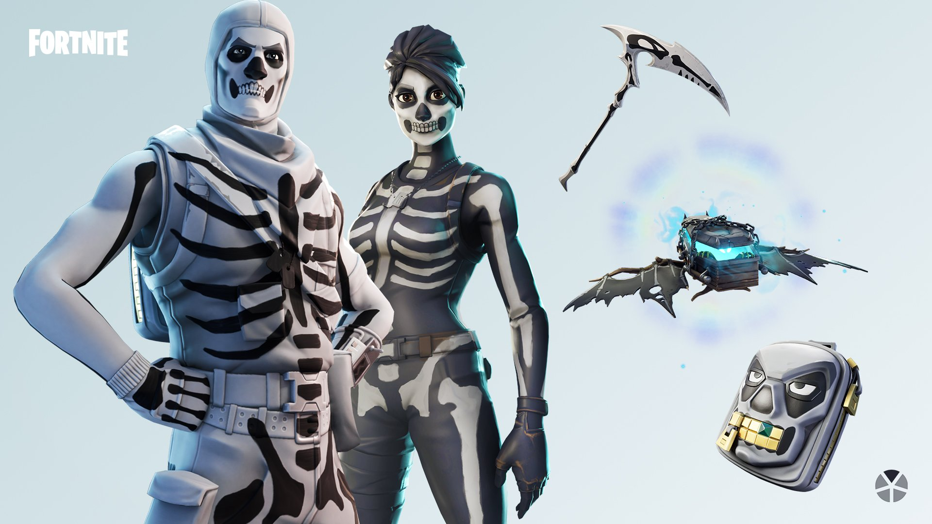 Skins de Halloween de Fortnite