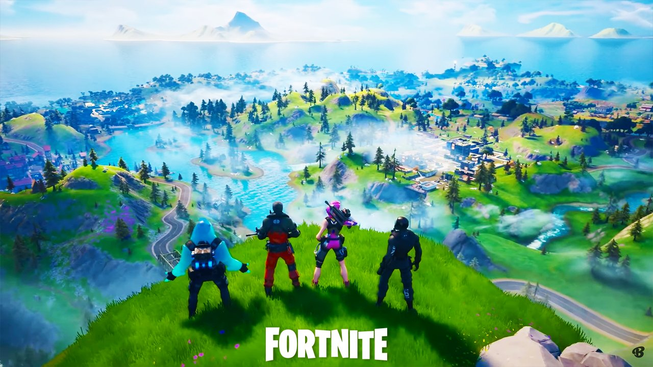 Fortnite 2 New Map And Trailer Revealed As Black Hole Ends