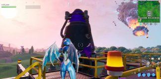 Fortnite Season 10 Live Event Rocket