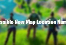 Fortnite Season 11 Possible Leaked Name Locations