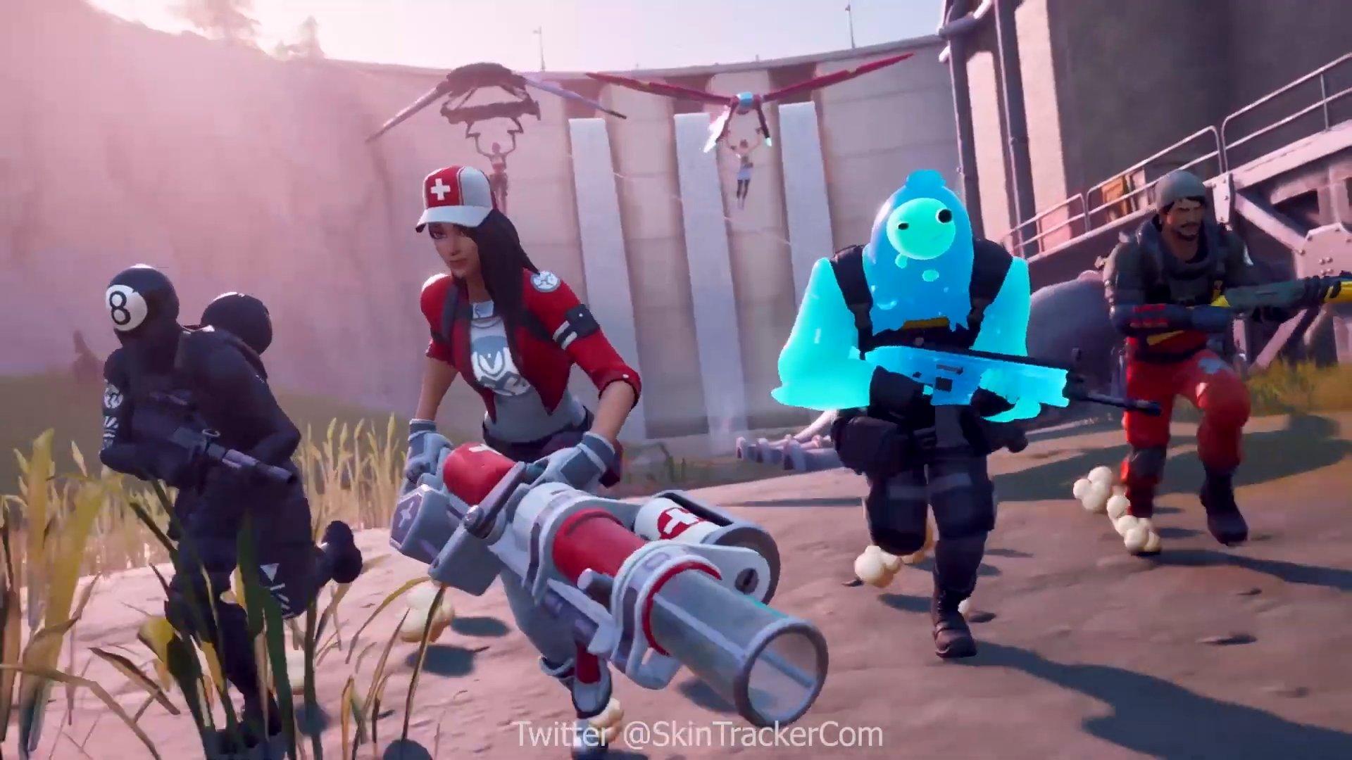 Fortnite Leaked Battle Pass Season 11 Skins