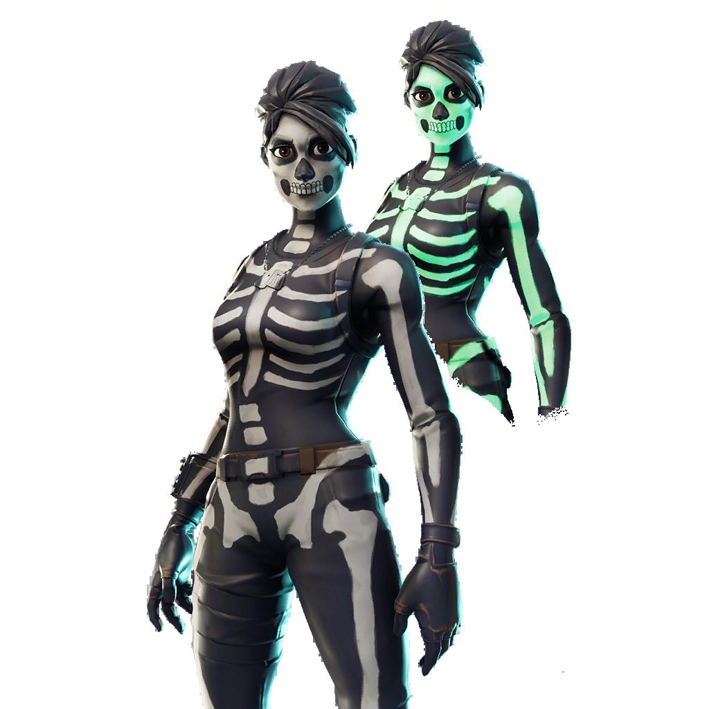 Fortnite Skull Ranger Skin