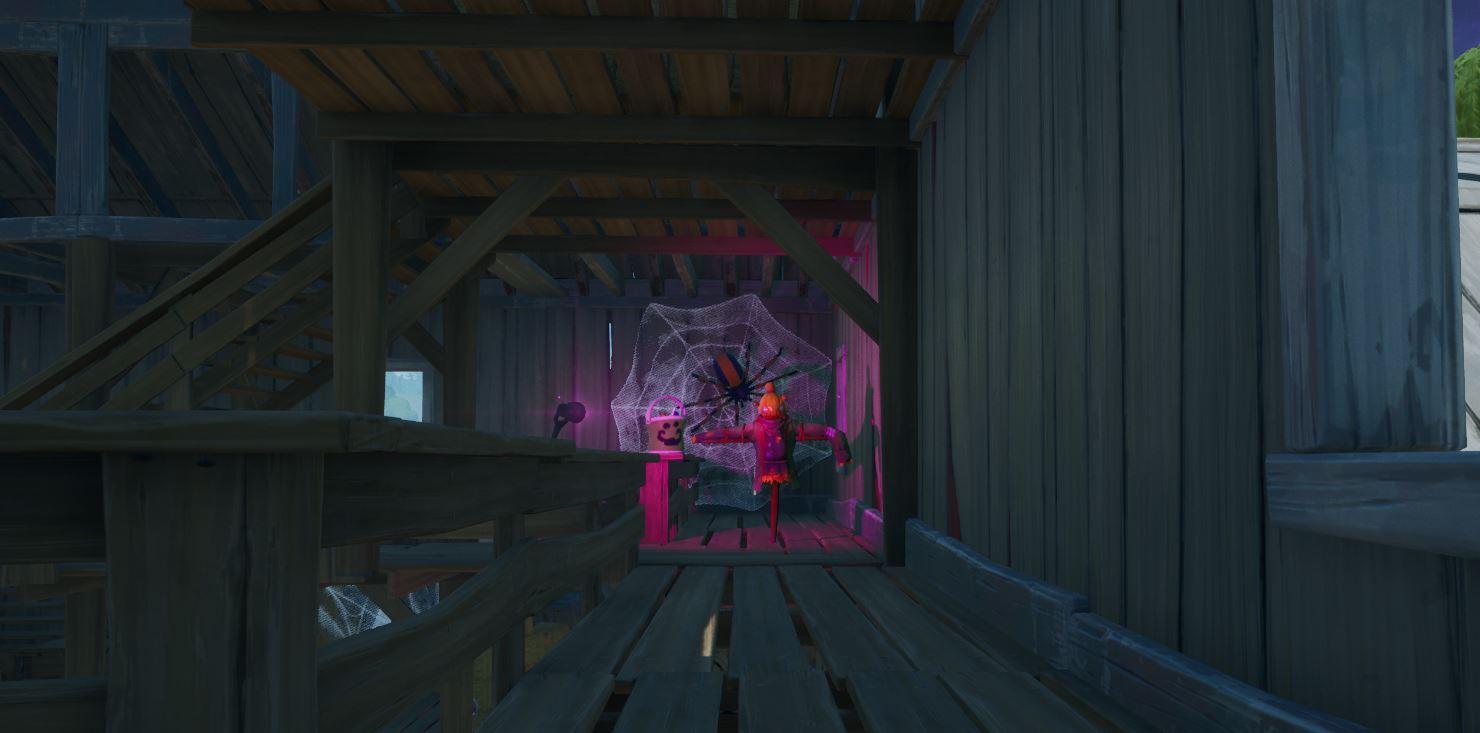 Fortnite Spooky Farm