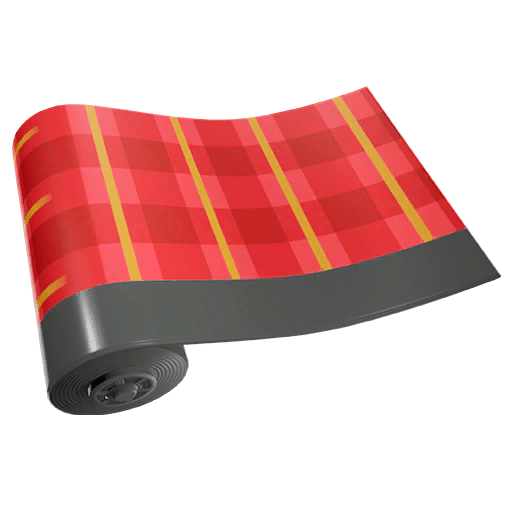 Fortnite v11.00 Leaked Wrap - Rustler Plaid