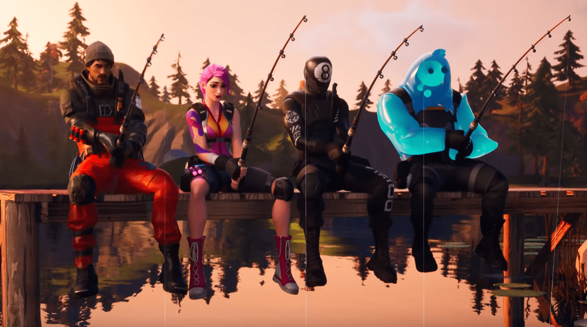 Fortnite v11.00 Unofficial Patch Notes