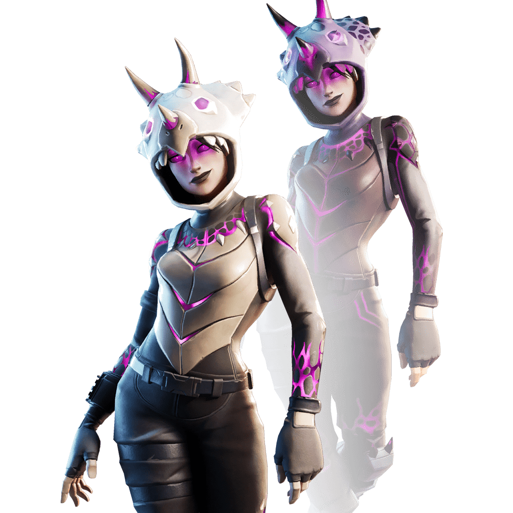 Fortnite v11.01 Leaked Skin - Dark Tricera Ops