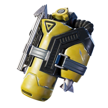Fortnite v11.10 Leaked Back Bling