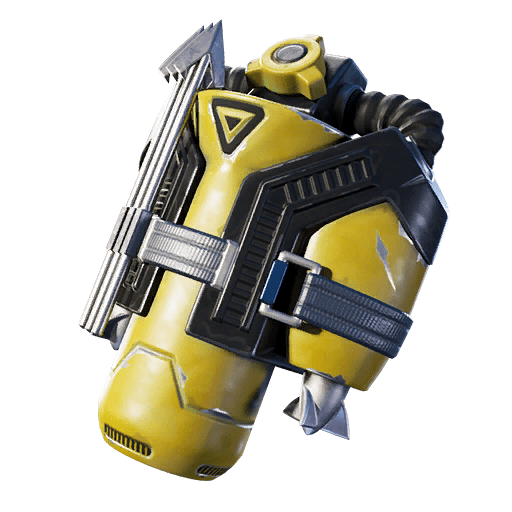Fortnite v11.10 Leaked Back Bling - Torpedo Tank
