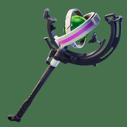 Fortnite v11.10 Leaked Pickaxe - Witchia Axe