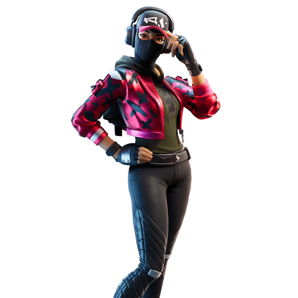 Fortnite v11.10 Leaked Skin - Riley