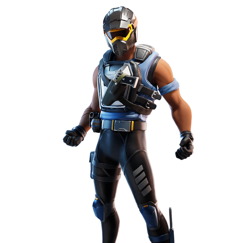 Fortnite v11.10 Leaked Skin - Wake Rider