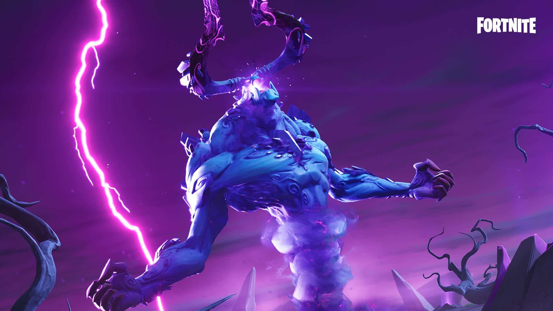 Storm King LTM Nerf