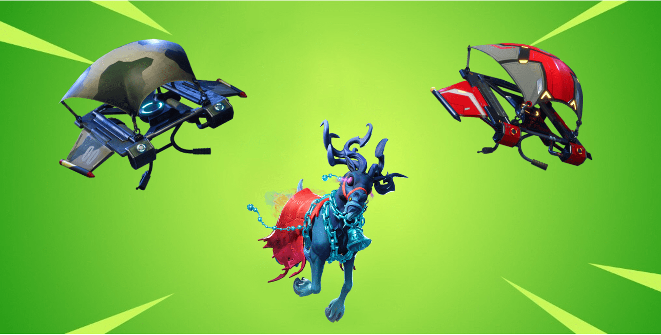 10 Rarest Fortnite Item Shop Gliders as of November 13th