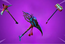 10 Rarest Item Shop Pickaxes in Fortnite As Of November 12th