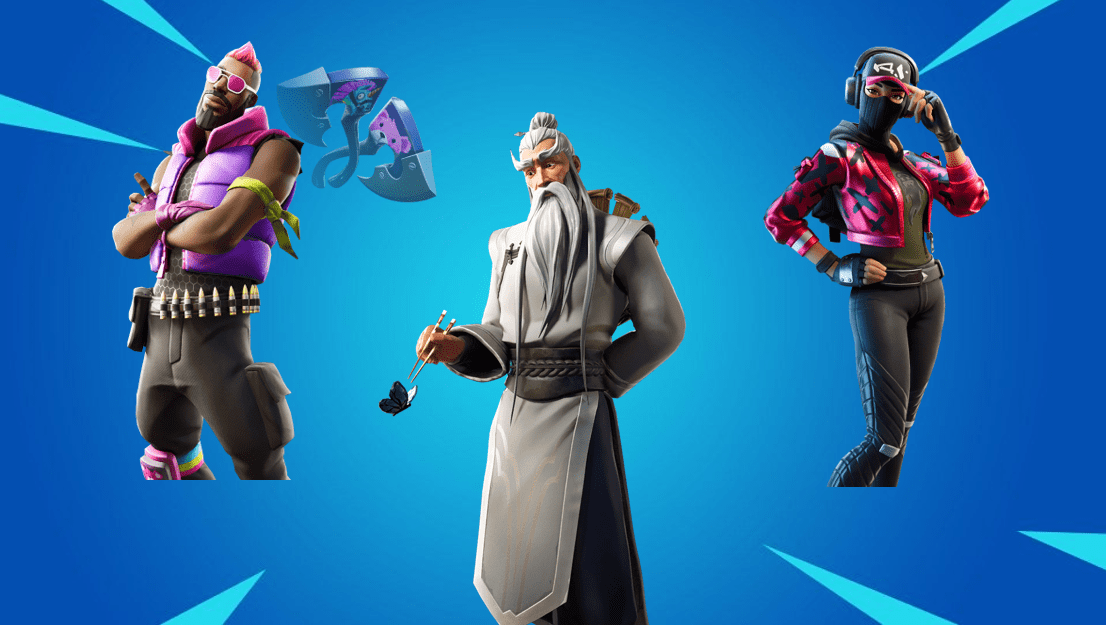 All Unreleased Fortnite Leaked Skins, Back Blings, Pickaxes, Emotes & Wraps From v9.20 to v11.10 as of November 18th