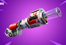 Fortnite Bandage Bazooka