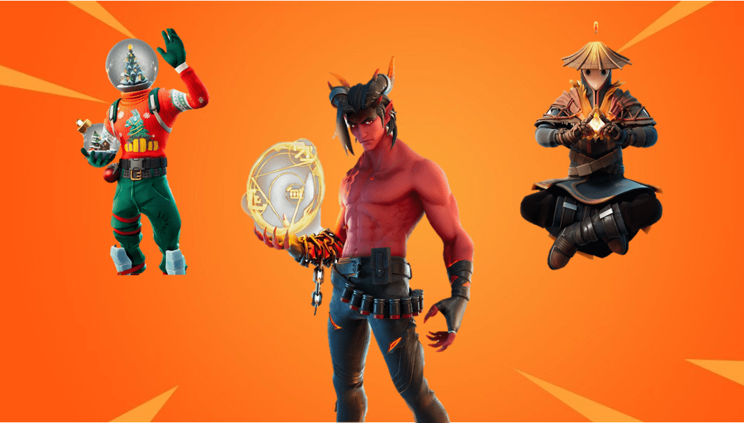 Fortnite Chapter 2 Season 1 Leaked Skins Cosmetics Found